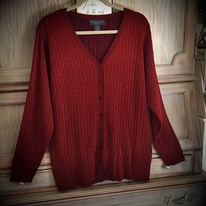 Sweaters - Beautiful Red Sweater